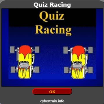 quiz racing